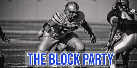 The BLOCK PARTY powered by Rack Performance tickets