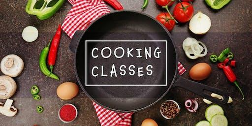 Al Fresco Dining- Cooking Class