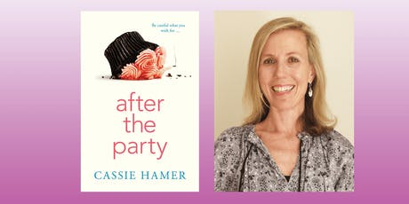 The Author Talks: An Evening with Cassie Hamer tickets