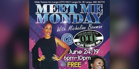 """""""MEET ME MONDAY"""" Season 7 (Welcome to Summer Edition) tickets"""