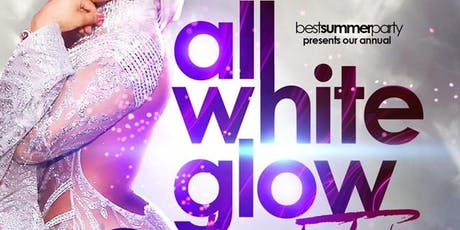 All White Glow Party @ Taj II - Everyone FREE til 12 on DAMON'S LIST tickets
