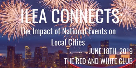 ILEA Connects: The Impact of National Events on Local Cities tickets