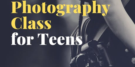 Glandore - Youth Photography 15 -25yrs tickets