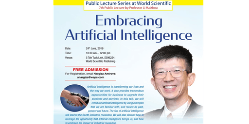 Embracing Artificial Intelligence
