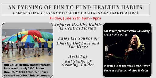 A Fun and Fund Party: Celebrating 5 Years of Healthy Habits