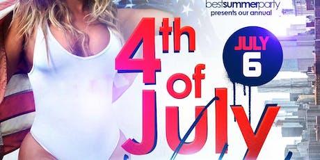 4th of July Weekend Party @ Taj II - Everyone FREE til 12 on DAMON'S LIST tickets
