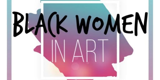 Black Women in Art: Paint on Canvas