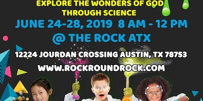 Vacation Bible School at The ROCK ATX