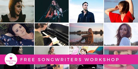 Free Songwriters Workshop - Adelaide  tickets