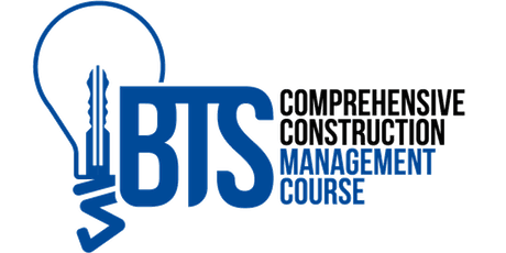 Comprehensive Accelerated Construction Management Course - Aug 2019 tickets