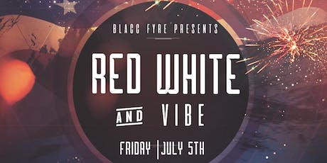 Red White and Vibe  tickets