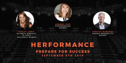 2019 Herformance: Prepare for Success