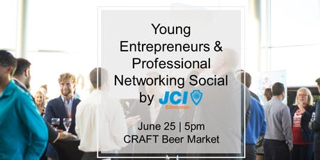 JCI Monthly Social tickets