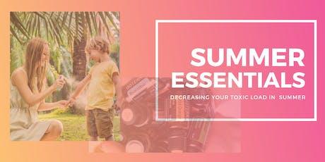 Summer Essentials tickets