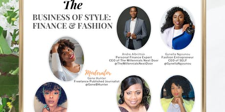 Business of Style: Finance & Fashion tickets