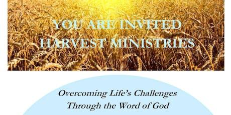 Harvest Ministries tickets