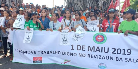 Spotlight on Workers' Rights in Timor Leste 2019 tickets