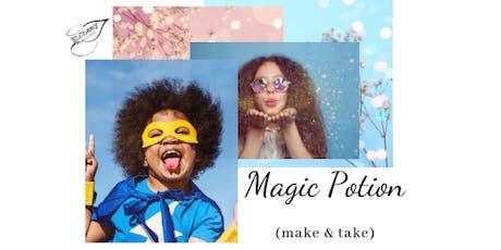 Magic Potion Make & Take tickets