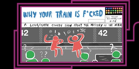 Why Your Train is F*cked: The B/D/F/M tickets