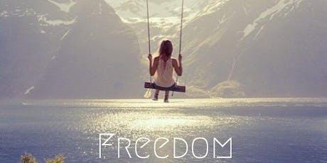 Celebrating Freedom Event tickets