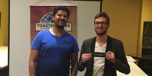 iSpeak Sydney Public Speaking - Toastmaster Meetup
