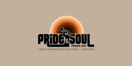Pride & Soul Fest 2019 tickets