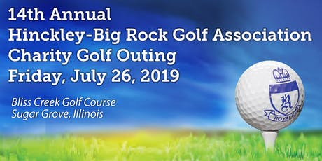 14th Annual Hinckley-Big Rock Golf Association Charity Golf Outing tickets