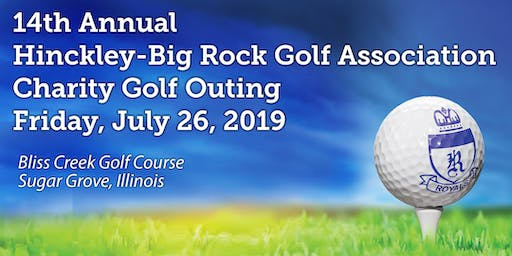 14th Annual Hinckley-Big Rock Golf Association Charity Golf Outing