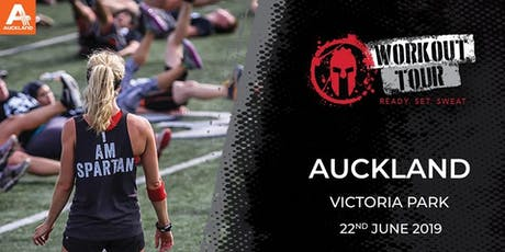 Spartan Workout Tour - Auckland tickets