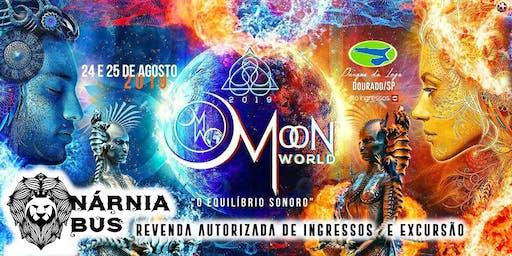 Excursão Moonworld - O Equilibro Sonoro | Nárnia Bus