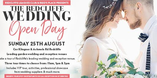 The Redcliffe Wedding Open Day