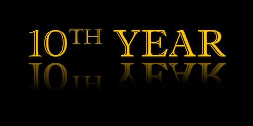 JLA 10th YEAR ANNIVERSARY