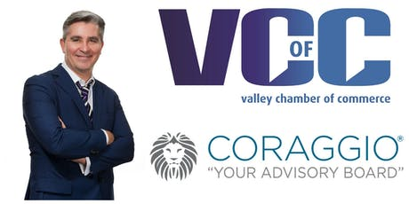 "Valley Chamber of Commerce Presents  ""Business Strategy and Execution"" tickets"
