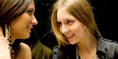 LA Lesbian/Bi Single Mingle Sun, Jul 21st,  3:30 pm All Ages tickets