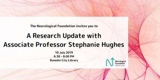 Research Update with Associate Professor Stephanie Hughes