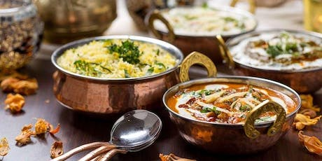 Traditional South Indian - Vegetarian & G.F tickets
