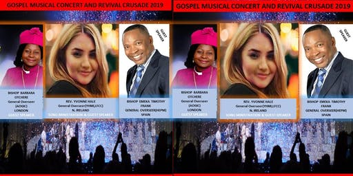 Gospel Musical Concert and Revival Crusade