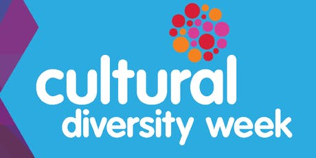 Cultural Diversity Week 2020 with TFTF tickets