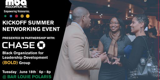 Summer Kickoff Networking Event