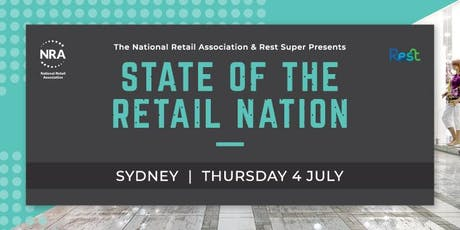 State of the Retail Nation | Sydney tickets