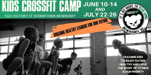 Bear Arms CrossFit Kids Camp