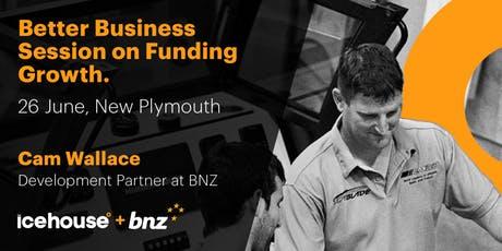 Funding Growth with Cam Wallace tickets
