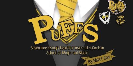PUFFS tickets