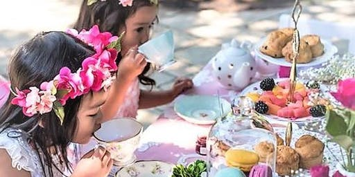 Miss Watson's Afternoon Tea & Cookie Party for Kids