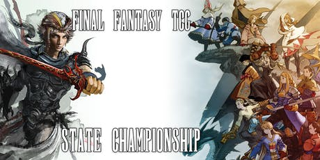 Final Fantasy TCG Victorian State Championship tickets
