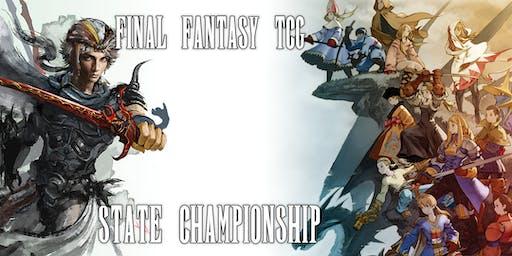 Final Fantasy TCG Victorian State Championship