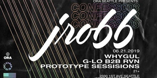 Confess 003 feat. j.robb at Ora
