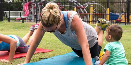 FREE Mums and tots bootcamp and Pilates, Lanham Park, Grange tickets