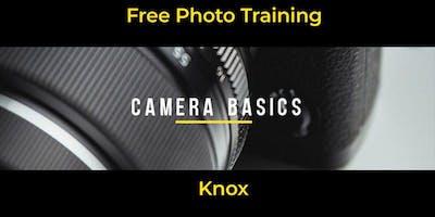 Camera Basics | Knox | Beginner