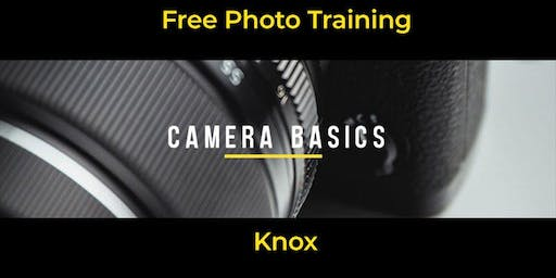 Camera Basics | Knox | Beginner